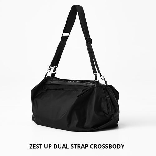ZEST UP DUAL STRAP CROSSBODY BAG
